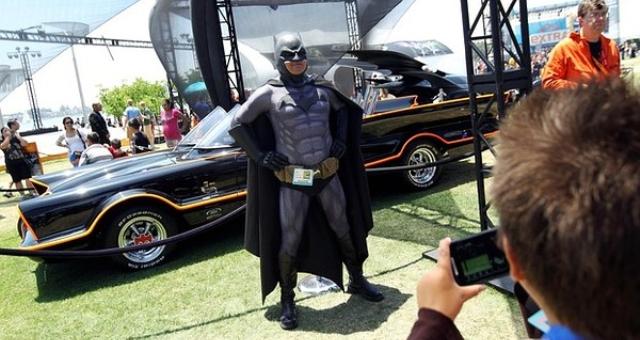 بيع سيارة «باتمان» الأصلية بـ 137 ألف دولار