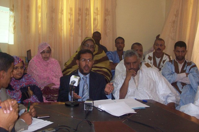 زعيم المعارضة بموريتانيا: الانحياز لطرف لن يحل أزمة ليبيا