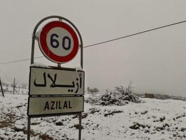قافلة الدفء الإنسانية للتضامن مع التلاميذ في المناطق الجبلية تحل بإقليم أزيلال