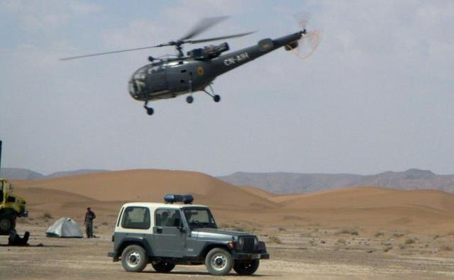 المغرب.. تخصيص 5000 إطار وتسع مروحيات و757 سيارة إسعاف لمواجهة البرد