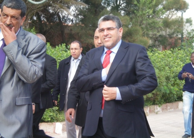 وزير العدل المغربي يحيل ملف بناء مقر محكمة تاوريرت على النيابة العامة