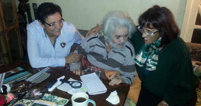 مهرجان المسرح العربي يحتفي بالفنان الطيب الصديقي