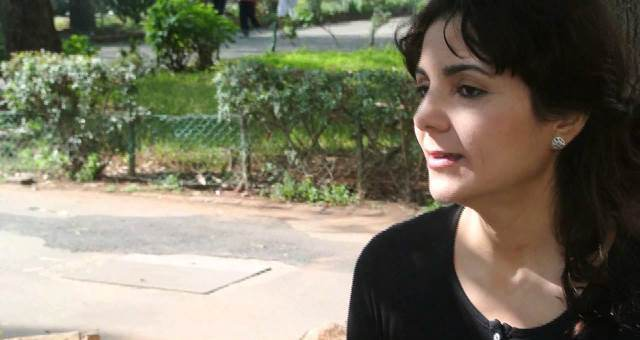 تتويج الممثلة المغربية أمال عيوش في مهرجان برازافيل للنساء