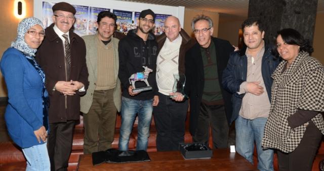 تسليم الجائزة العالمية الخاصة بالخيول لمهرجان فيستي باز لاحتفائه بالحمار