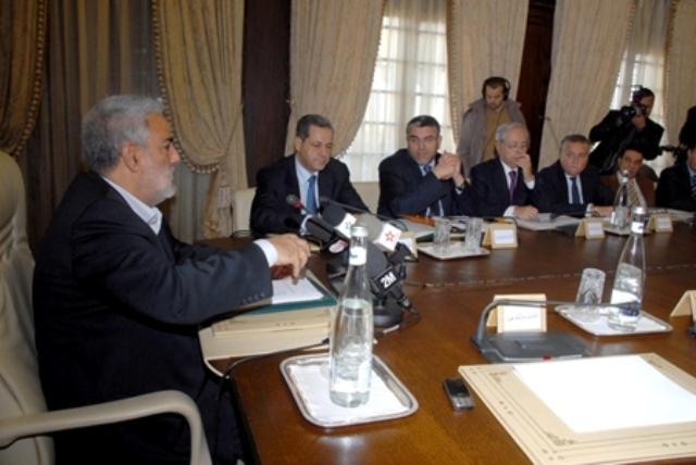 نفي رسمي لخبر تلقي وزراء مغاربة لتعويضات نهاية السنة