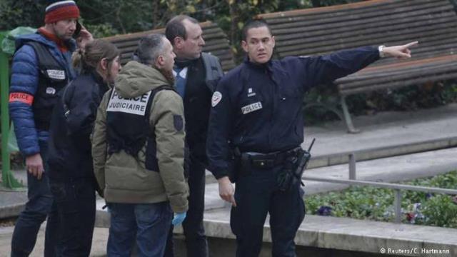 مقتل شرطية فرنسية في هجوم جديد جنوب باريس استهدف بوليس  بلدية المدينة
