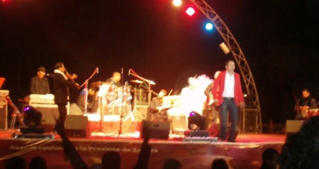 انطلاق مهرجان محاميد الغزلان بإقليم زاكورة