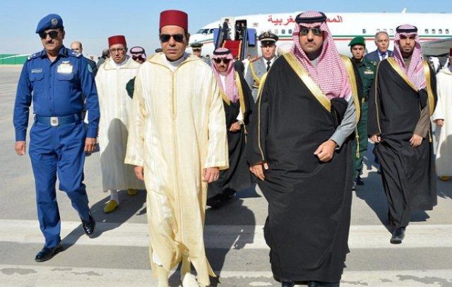 الأمير مولاي رشيد يحل بالرياض لتقديم تعازي العاهل المغربي في وفاة الملك عبد الله