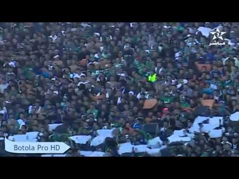 الرجاء 0 - 1 المغرب التطواني