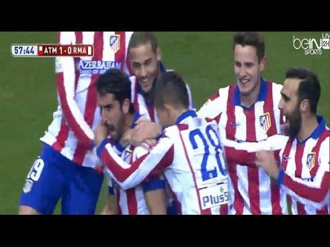 ريال مدريد واتلتيكو مدريد 0-2