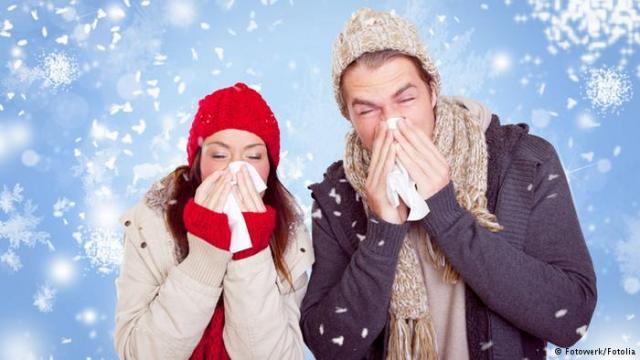 تدفئة الأنف أفضل وسيلة للوقاية من الزكام في الشتاء