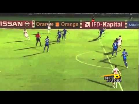 تونس والرأس الأخضر 1-1