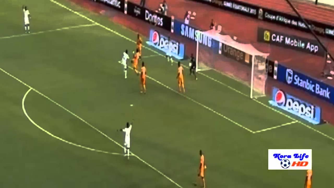 ساحل العاج وغينيا 1-1