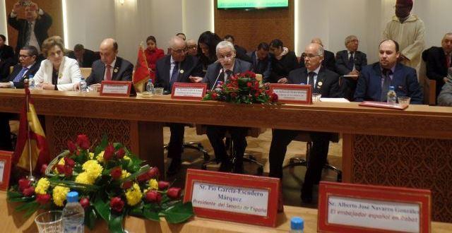 العلمي: البرلمانيون المغاربة والإسبان نجحوا في بناء جسر جديد ينضاف إلى جسور التاريخ والجغرافيا واللغة