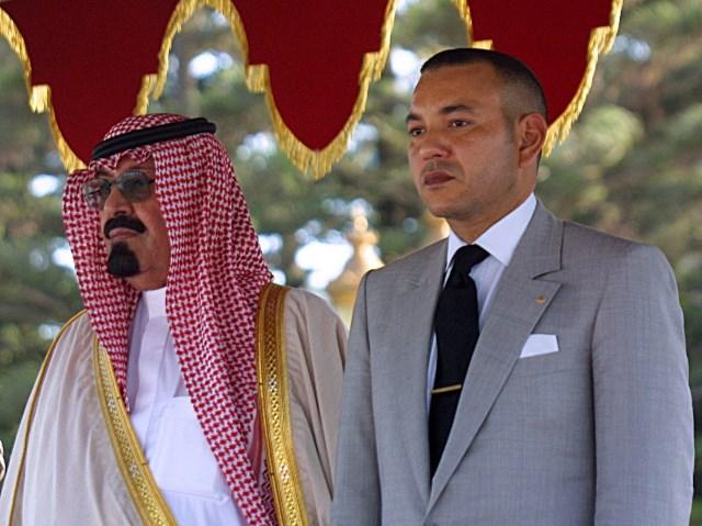 العاهل المغربي : وفاة الملك عبد الله ليست خسارة للسعودية وحدها بل هي رزء فادح حل بالمغرب وبالأمة الإسلامية