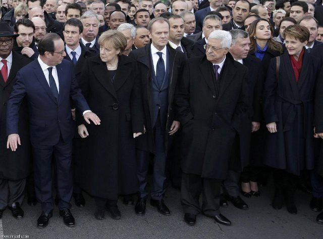حزب النهضة والفضيلة ينوه بموقف المغرب تجاه مسيرة باريس