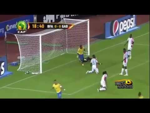 الغابون-بوركينافاصو:2-0