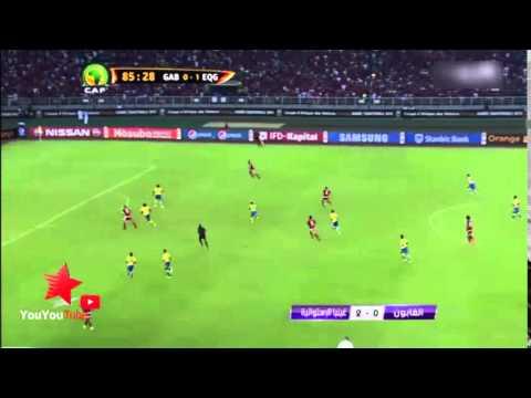 غينيا الاستوائية والغابون 2-0