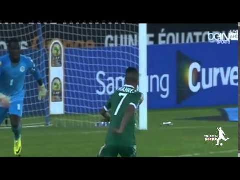 الجزائر والسنغال 2-0