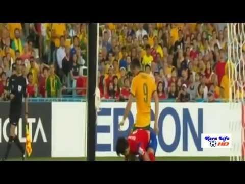 استراليا وكوريا الجنوبية 2-1