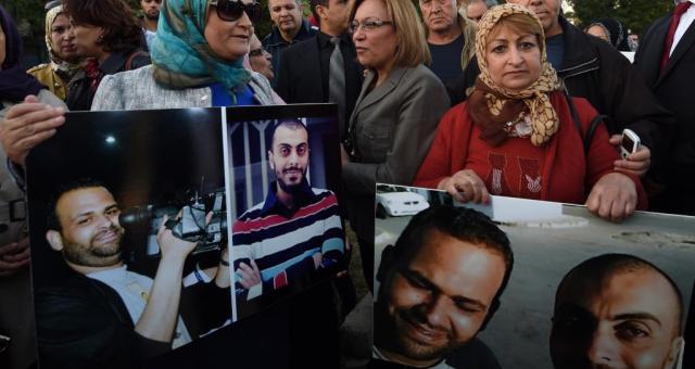 الغموض ما يزال يلف قضية تصفية صحفيين تونسيين في ليبيا