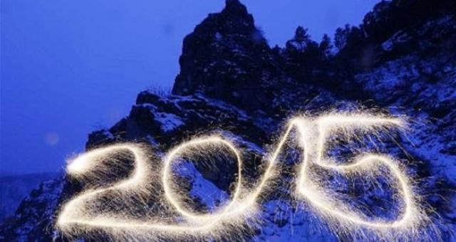 بالصور.. احتفالات العالم بالعام الجديد 2015