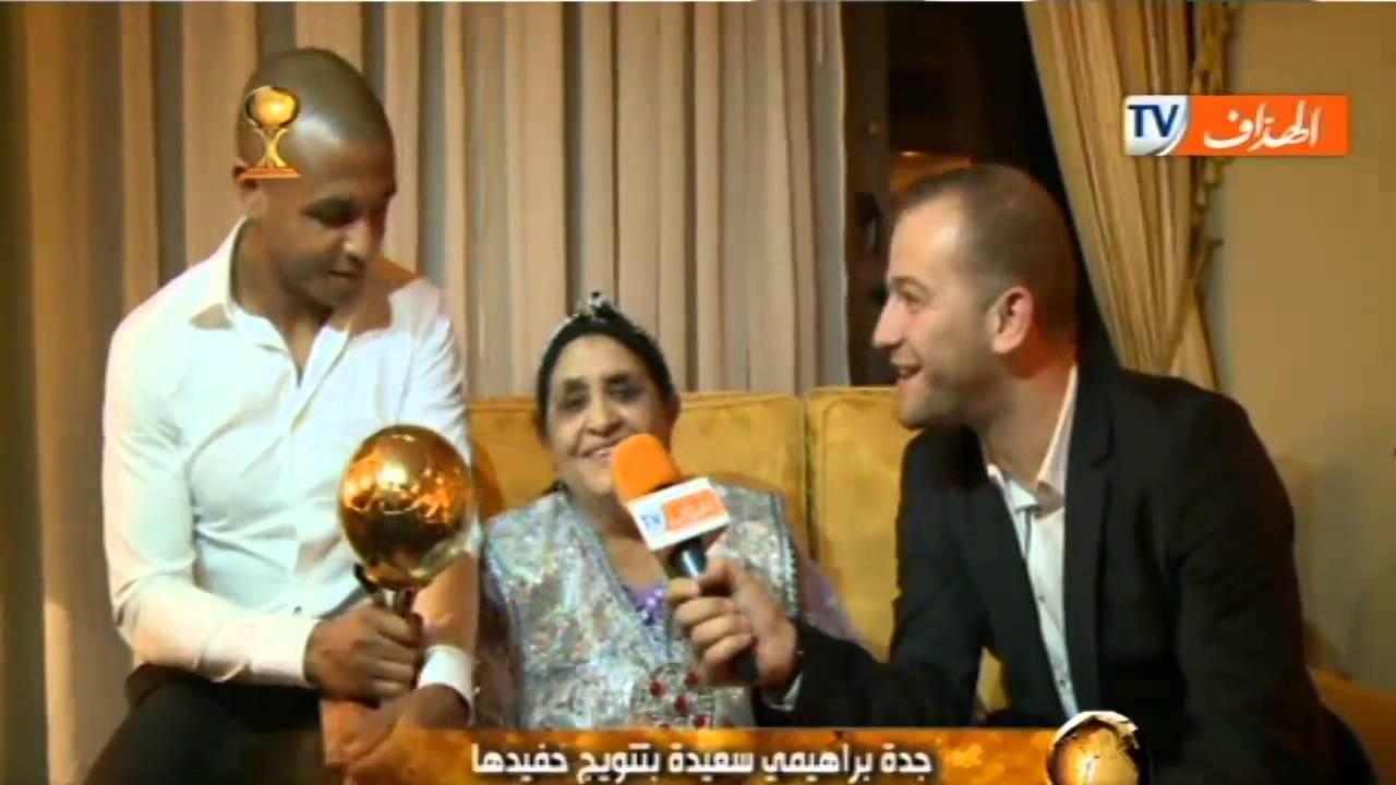 براهيمي يتحدث بالأمازيغية للجزائريين
