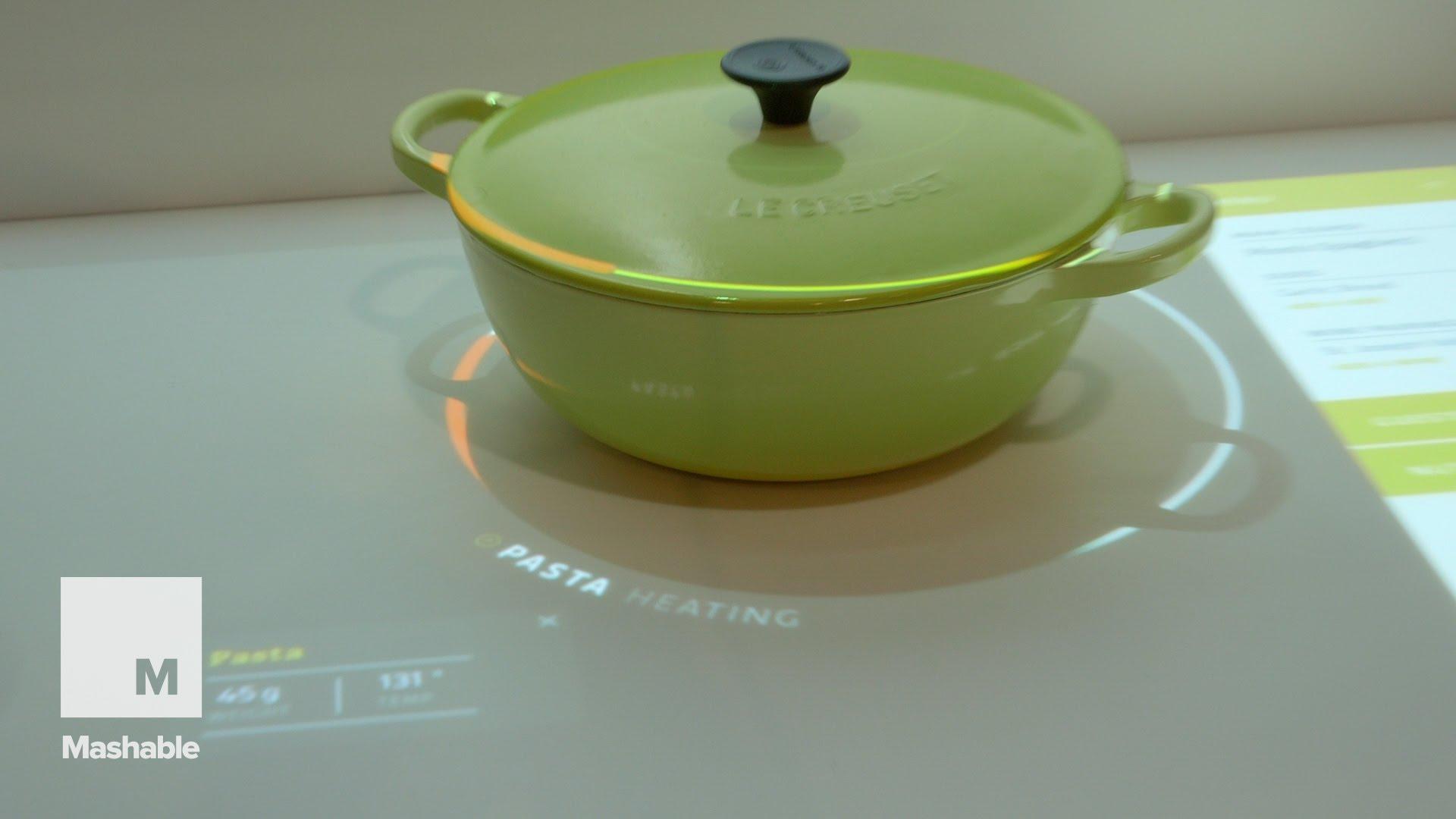 بالفيديو: هكذا سيكون مطبخ المستقبل