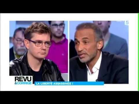 طارق رمضان يُواجه '' شارلي إيبدو '' و محاميا فرنسيا من أصل صهيوني
