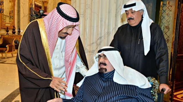 وفاة الملك عبد الله..والأمير سلمان يخلفه