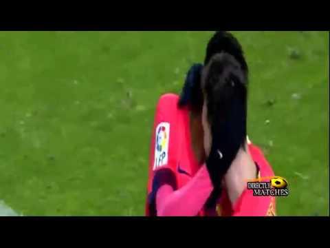 برشلونة وديبورتيفو :4-0