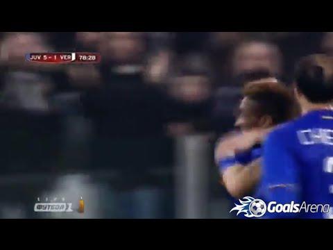 يوفنتوس- فيرونا: 6-0