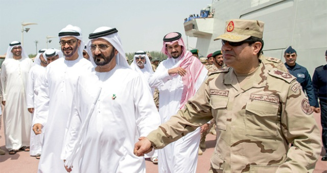 السيسي يزور الإمارات نهاية الأسبوع