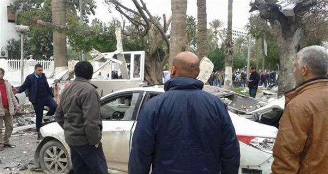 ليبيا: انفجار بالقرب من سفارة الجزائر بطرابلس