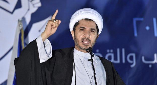 واشنطن قلقة من اعتقال المعارض البحريني علي سلمان
