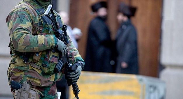 بلجيكا تنشر قوات تحسبا لتهديدات الإرهابية