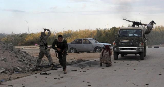 600 قتيل في بنغازي بعد 3 أشهر من الاقتتال