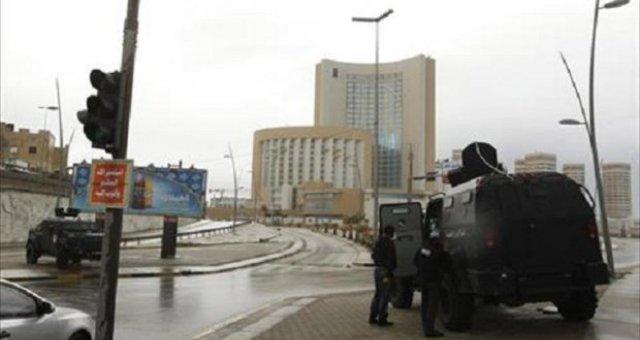 ليبيون وأجانب قتلى هجوم فندق كورنثيا بطرابلس
