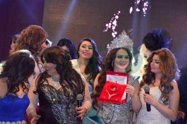 المغربية سلمى كمبوظ تفوز بلقب ملكة جمال العرب