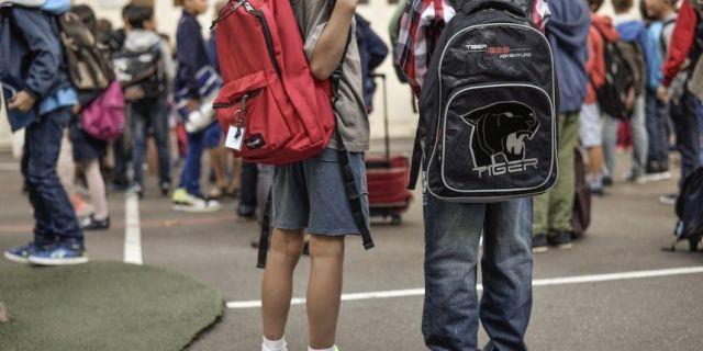 طفل فرنسي ذو 8 سنوات متهم