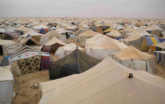 اسبانيا ترفض طلب اللجوء لشخص مدان في احداث أكديم في العيون بالصحراء المغربية