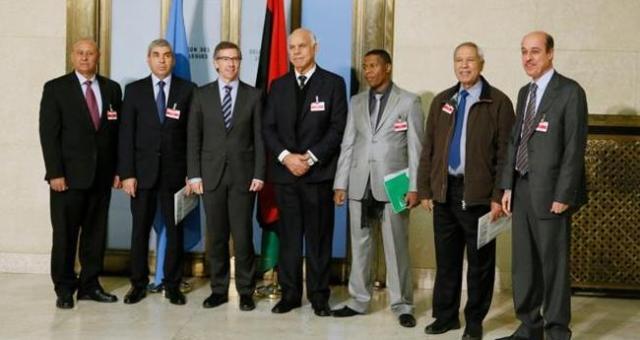 اختتام جولة الحوار بين الفرقاء الليبيين في جنيف