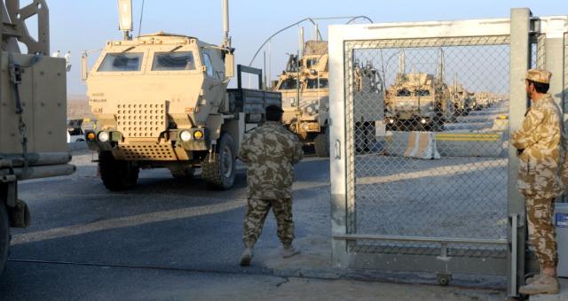 استنفار أمني على الحدود الكويتية العراقية
