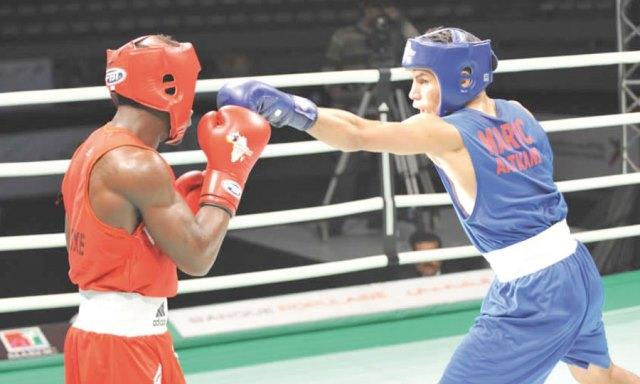 الملاكمون المغاربة يتألقون في كوبا والمكسيك