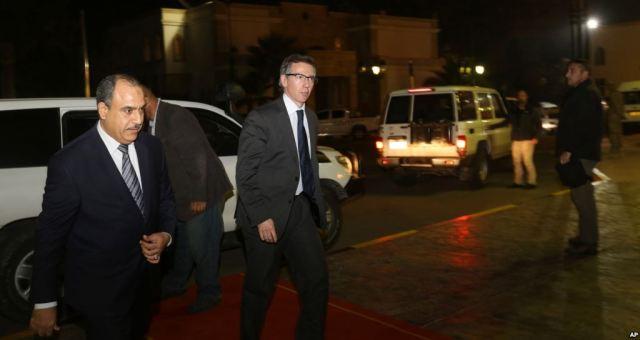 انطلاق الحوار بين الفرقاء الليبيين بجنيف
