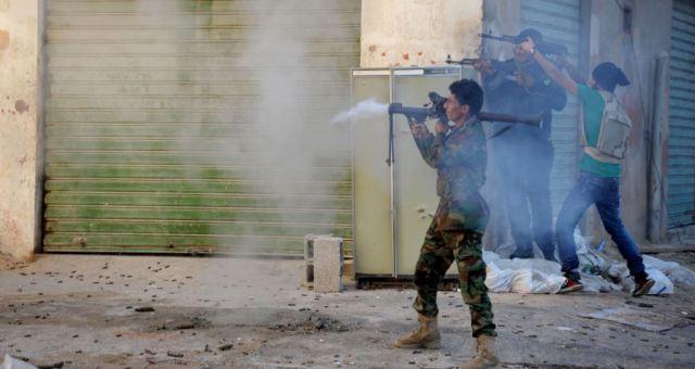 معارك طاحنة في بنغازي بين قوات حفتر والإسلاميين