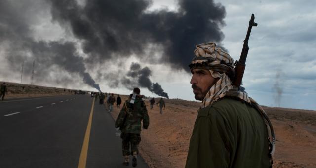 هل تدفع ليبيا فاتورة التدخل الأجنبي؟