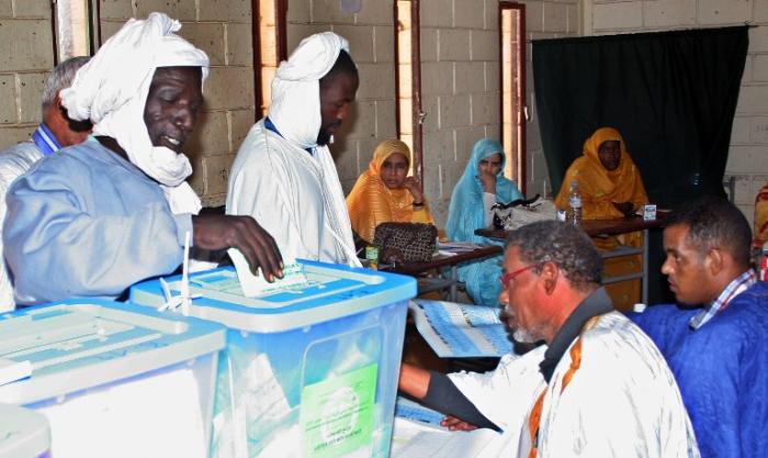 جدل في الحزب الحاكم الموريتاني بسبب الانتخابات