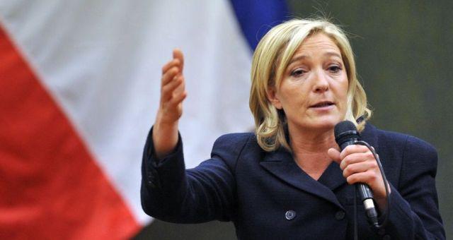 لوبين تدعو إلى تشديد المراقبة على الحدود الفرنسية