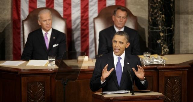 أوباما يحث الكونغرس عدم فرض عقوبات جديدة على إيران
